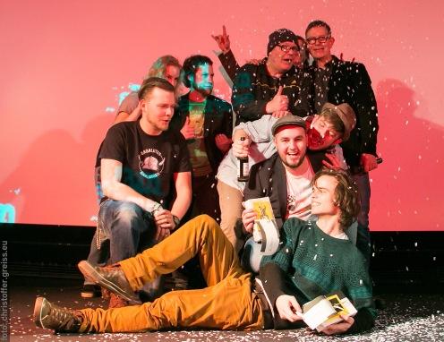 Poetry Slam Filmhaus Lübeck 2014