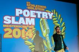 Die Schleswig-Holstein Poetry Slam Meisterschaft 2014