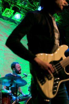 """Barrenstein beim Stereopark Festival 14 """"plugged"""" am 8.11.2014 im Werkhof Lübeck"""