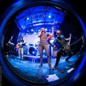 """Maudite beim Stereopark Festival 14 """"plugged"""" am 8.11.2014 im Werkhof Lübeck"""