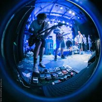 """Tequila and the sunrise gang beim Stereopark Festival 14 """"plugged"""" am 8.11.2014 im Werkhof Lübeck"""