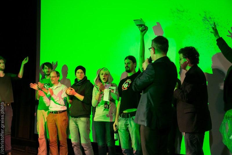 Poetry Slam Filmhaus Lübeck November 2014. christoffer.greiss.photo