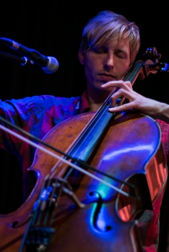 Henri parker beim stereopark unplugged 2015