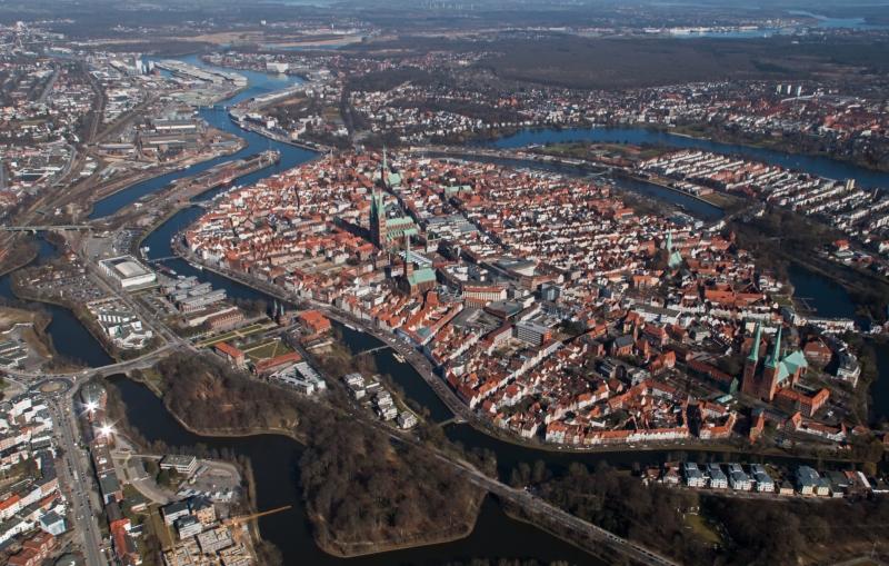Lübeck, Altstadtinsel