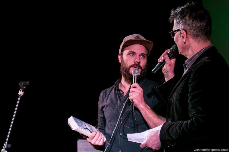 Bleu Broode // Poetry Slam 9.1.2016 Lübeck //christoffer.greiss.photo
