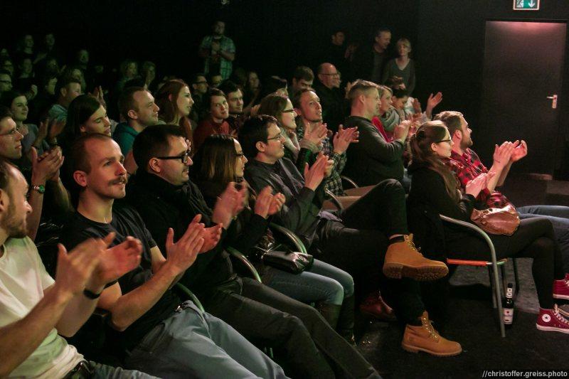 Poetry Slam 9.1.2016 Lübeck //christoffer.greiss.photo