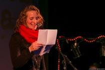 Monika Mertens // Poetry Slam 12.03.2016 Lübeck // christoffer.greiss.photo