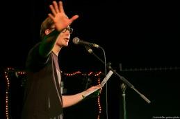 Tom Schildhauer // Poetry Slam 12.03.2016 Lübeck // christoffer.greiss.photo