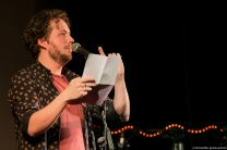 Henrik Szanto // Poetry Slam 12.03.2016 Lübeck // christoffer.greiss.photo