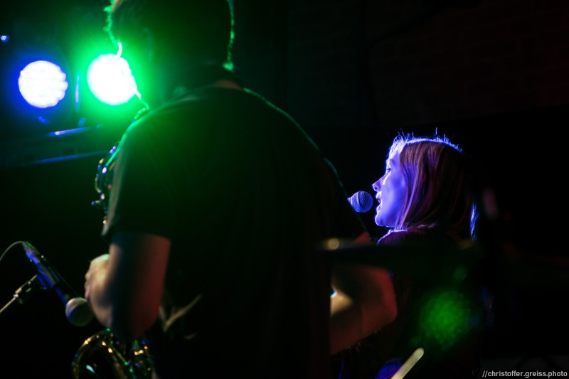 Imke & J @ Stereopark-Festival unplugged
