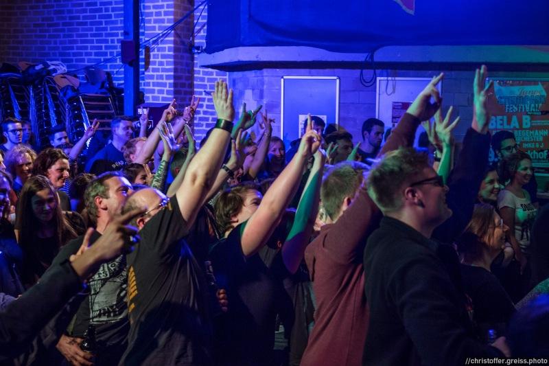 Stereopark-Festival unplugged 2016 Werkhof Lübeck