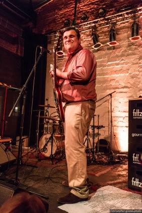 Bernd Begemann @ Stereopark-Festival unplugged