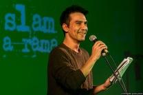 Andivalent @ Poetry Slam Filmhaus Lübeck 14.05.2016