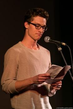 Sebastian Stille @ Poetry Slam Filmhaus Lübeck 14.05.2016