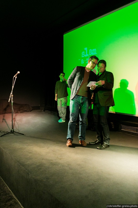 Poetry Slam Filmhaus Lübeck 14.05.2016