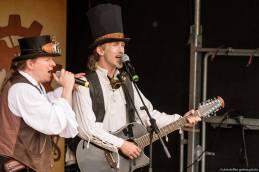 Off Limits @ 3. Family Folk Festival Geschichtserlebnisraum Lübeck 15.05.2016