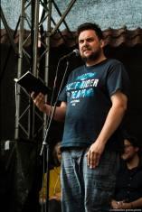 Lennart Hamann @ Hanse Poetry Slam @ EHM Lübeck 2016