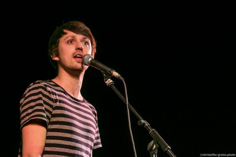 Fabian Navarro @ Schleswig-Holstein Poetry Slam Meisterschaft 2016