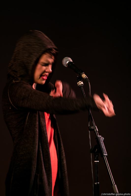 Marie Victoria @ Schleswig-Holstein Poetry Slam Meisterschaft 2016