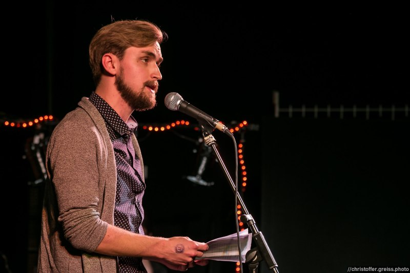 Laurenz Gottstein @ Schleswig-Holstein Poetry Slam Meisterschaft 2016
