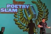 Kalle Burkel @ Schleswig-Holstein Poetry Slam Meisterschaft 2016