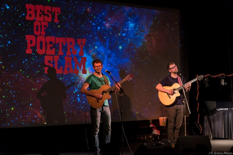 Bye Bye beim Best of Poetry Slam am 8.04.2017 im Filmhaus Lübeck