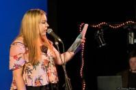 Victoria Helene Bergemann bei den Schleswig-Holstein Poetry Slam Meisterschaft Halbfinale II 2017 Lübeck im Filmhaus