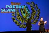 Maline Kotetzki bei den Schleswig-Holstein Poetry Slam Meisterschaft Halbfinale II 2017 Lübeck im Filmhaus
