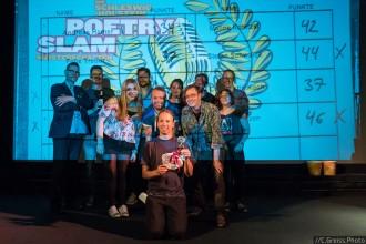 Schleswig-Holstein Poetry Slam Meisterschaft Halbfinale II 2017 Lübeck im Filmhaus