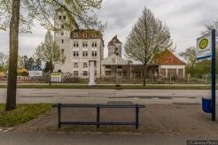Abriss von Hauss Sellschopp, Lübeck, Moislinger Allee