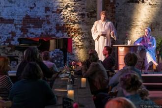 Luther in Love - Kunst-Am-Kai-Musikfestival im Hafenschuppen C, Lübeck