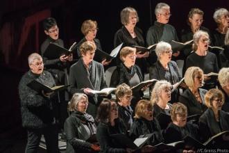 Paulus-Oratorium - Kunst-Am-Kai-Musikfestival im Hafenschuppen C, Lübeck