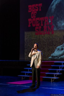 Best of Poetry Slam - All Star Gala Show im Großen Haus/Theater Lübeck
