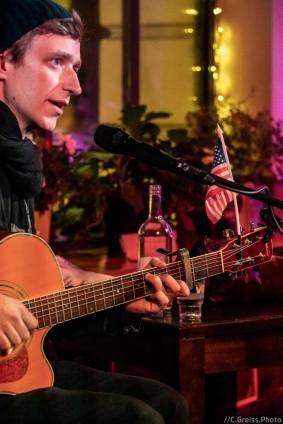 Jakob Heymann Live im Tonfink Lübeck